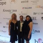 Event Coordinator Romana Pipinytė, Master of Ceremony Jaq Greenspon, director Aistė Ptakauskė