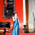 Soprano Viktorija Miškūnaitė performs Cabaret Songs by William Bolcom